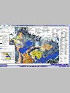 Атлас '' Геология и полезные ископаемые шельфов России'' с объяснительной запиской