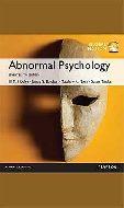 Abnormal Psychology. James N. Butcher et al.