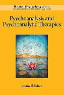 Psychoanalysis and Psychoanalytic Therapies.