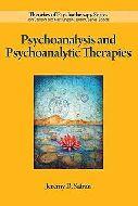 Psychoanalysis and Psychoanalytic Therapies.